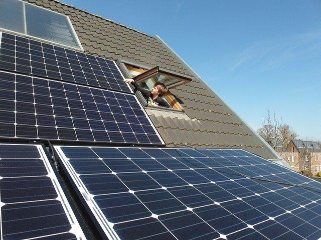 zonnepanelen afmetingen