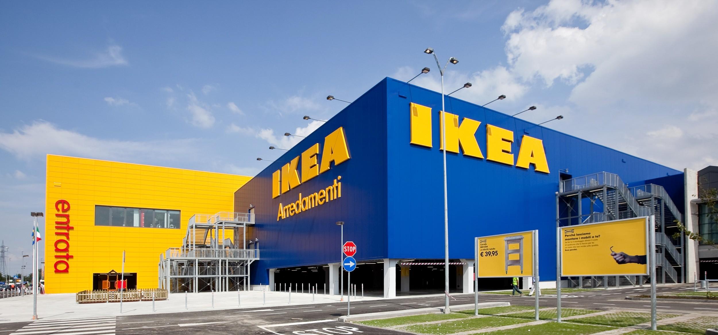 Zonnepanelen Ikea