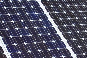 Zonnepanelen voor waterstof
