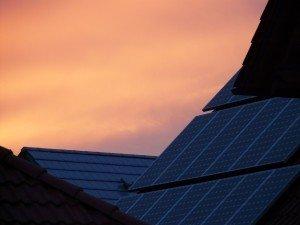 hoeveelheid zonnepanelen