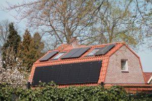 Zonnepanelen Geertruidenberg
