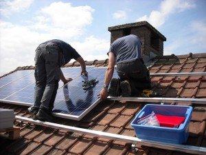 zonnepanelen koopvoorbeeld